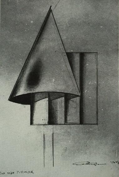 09_Palainco_Alexander_Rodchenko_Arteluce_Gino_Sarfatti_Avant_Garde_Abstract_Sketch_Lamp_Cafe_Pittoresque