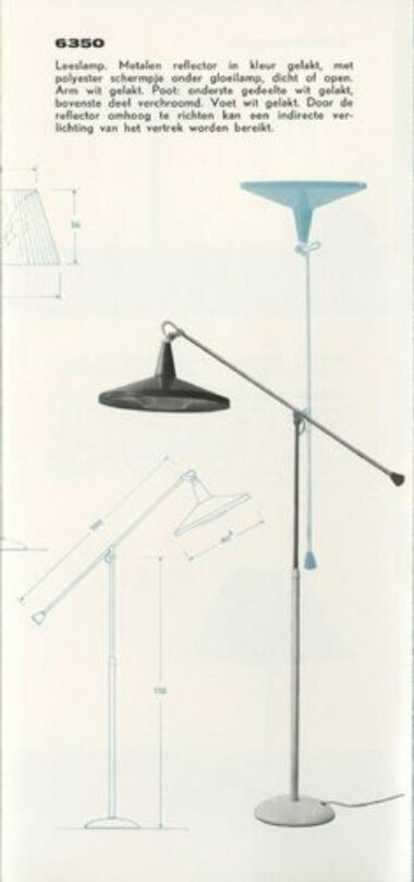 09_Palainco_Gispen_Wim_Rietveld_Panama_Hat_Floor_Lamp_No_6350_Giso_Catalogue_No_37_Palainco_Archive
