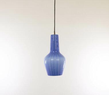 Palainco_Venini_Massimo_Vignelli_Pendant_Blue-2