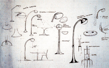 11_Design_House_Guzzini_iGuzzini_Fabio_Lenci_Lampione_Floor_lamp_Outdoor_Sketch_Palainco_Archive