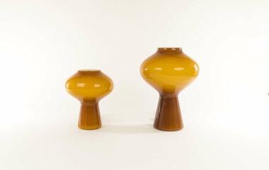 Palainco_Venini_Massimo_Vignelli_Fungo_Large_Amber_Table-9115